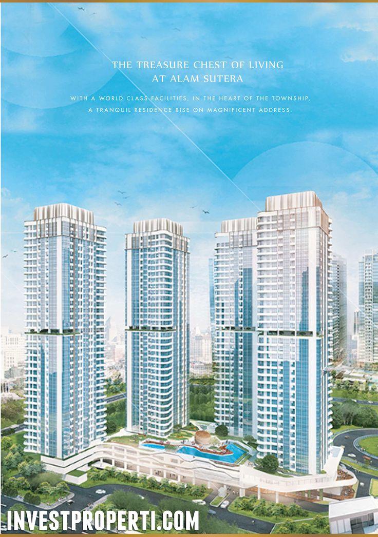 Apartemen The Noble Alam Sutera