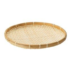 IKEA - SOMMAR 2016, Bread basket, Handmade by skilled craftspeople, making each one unique.