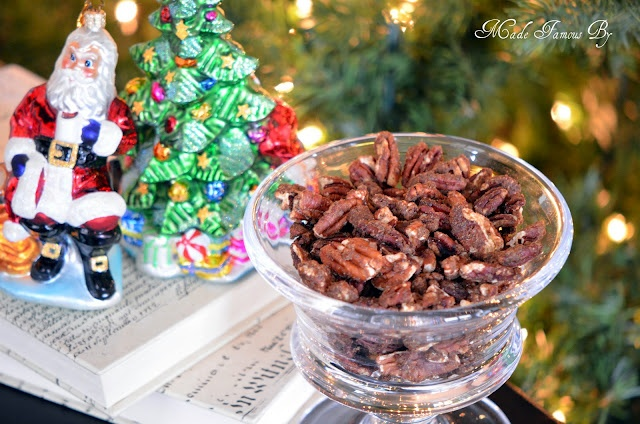 Sugar and Spice Pecans | popcorn , nuts and mixes | Pinterest