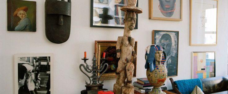 6 tips for hanging art - The Chromologist