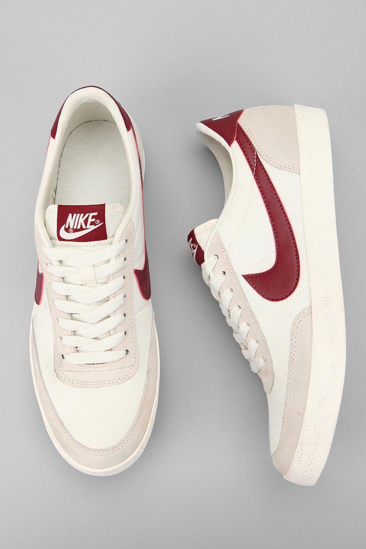 now im not usually one for nikes (Nike Canvas Killshot Sneaker) but i kindof like the vintage nike look
