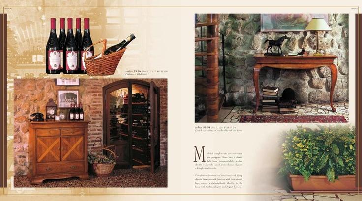 Luxusní domácí vinotéky ARCA http://www.saloncardinal.com/galerie-vinoteky