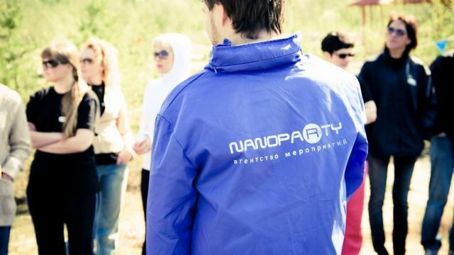 TELE2 - teambuilding from NANOPARTY event agency