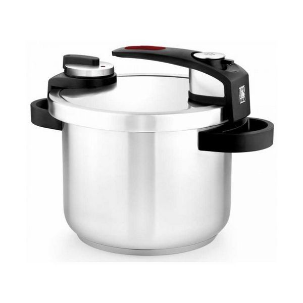 Pressure Cooker Bra A185602 6 L Stainless Steel Pressure Cooker Bra A185602 Stainless Steel Pressure Cooker Steel Pressure Cooker Pod Coffee Machine