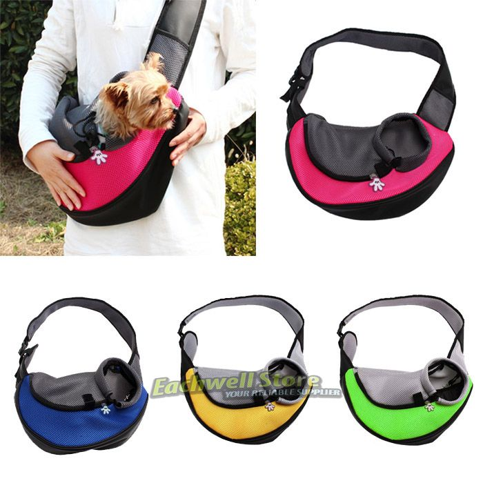 Pet Bag Portable Dog Pack Backpack Suitable for Less Than 6kg Dogs and Cats Travel Bag Four Colors-in Dog Carriers from Home & Garden on Aliexpress.com | Alibaba Group