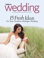 GMA's Ginger Zee's Northern Michigan Wedding: Talking With Bloom Floral Design | MyNorth.com