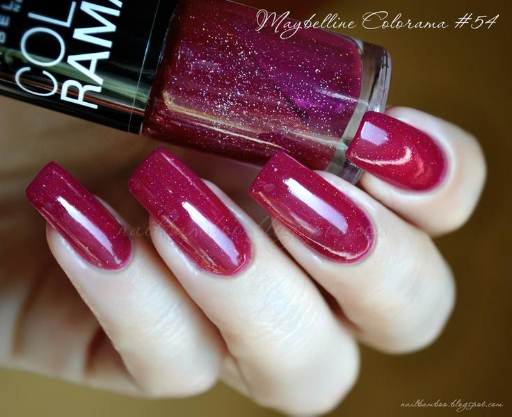 Maybelline Colorama # 54