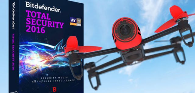 #Giveaway Parrot Bebop Quadcopter with Skycontroller « iDG | Best Gaming News Sites