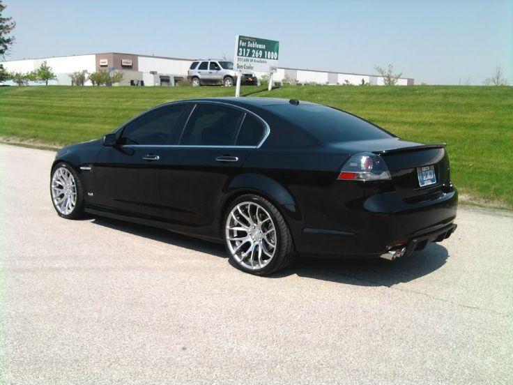 Pontiac G8 Aftermarket Wheels Your Aftermarket Wheels