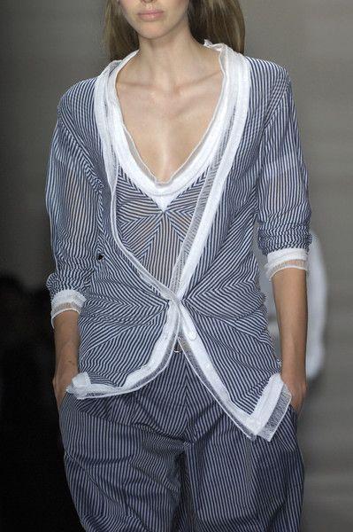 Pringle of Scotland at Milan Fashion Week Spring 2009 - Livingly