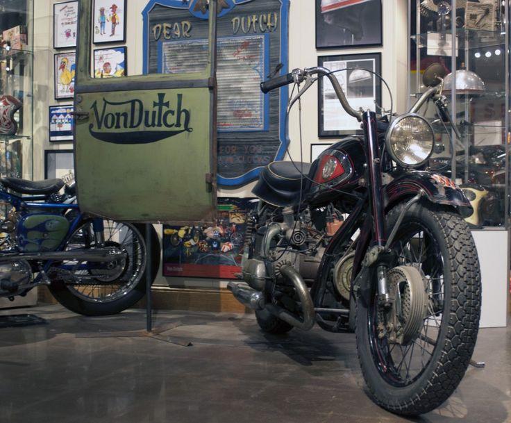 Von Dutch XAVW motorcycle