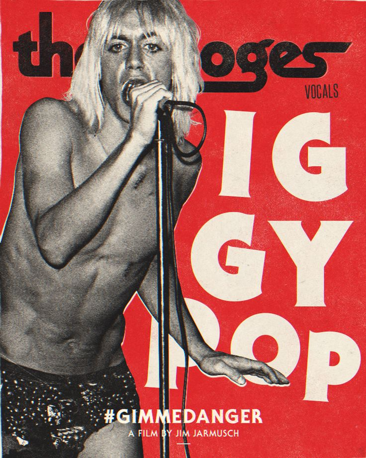 Gimme Danger / Iggy Pop