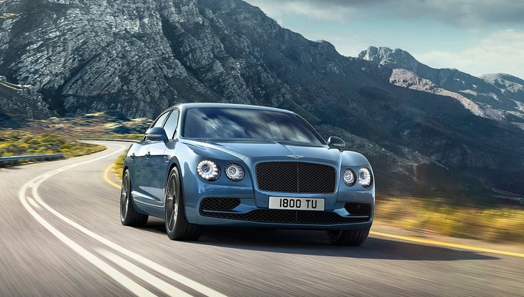 A posh sedan with plenty of power and performance, the Bentley Flying Spur W12 S is the marque's fastest four-door to date. The tuned-up tourer carries a 6-liter, twin-turbo W-12 engine that has now been boosted to 626 hp and given 605 ft lbs of torque. With the pumped-up power train, the new edition can take off at a rate of zero to 60 mph in 4.2 seconds before topping out at 202 mph.    	    	The infusion of sports-car characteristics continues with a m...