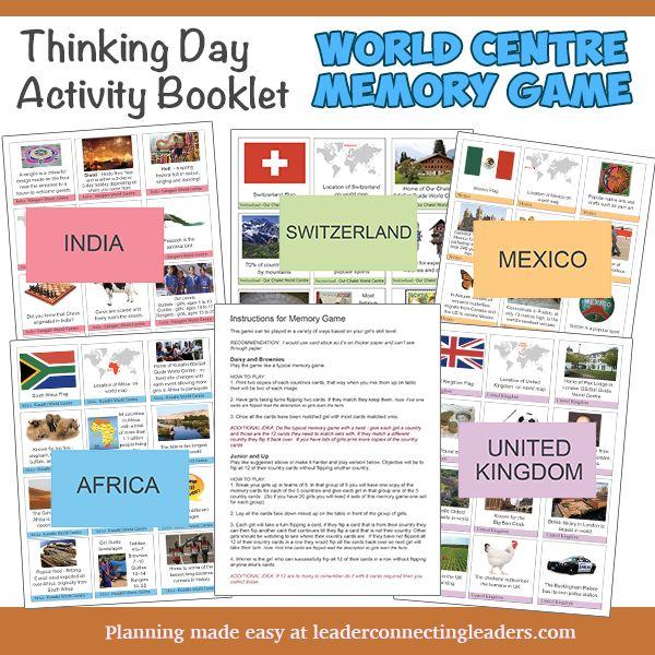 Best 25+ World thinking day ideas on Pinterest
