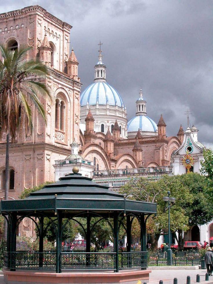 Cuenca (Ecuador) - Tesoro ecuatoriano