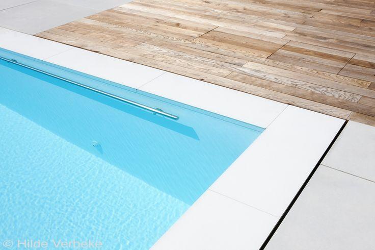 20 beste idee n over betonnen zwembad op pinterest - Bekleed beton ...