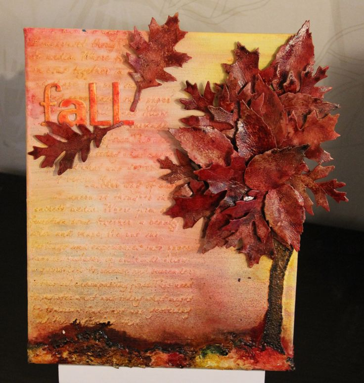 Canvas - Fall