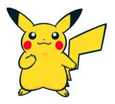 #Pikachu 2 from the official artwork set for #Pokemon Channel on #Gamecube. http://www.pokemondungeon.com/pokemon-channel