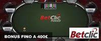 Online Poker - Betclic