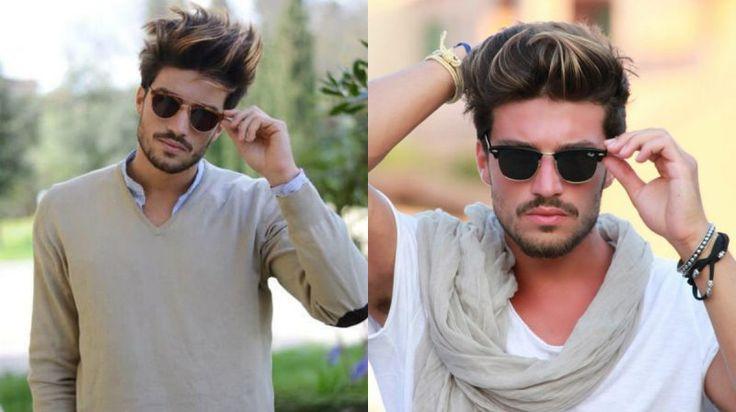 männer frisuren pompadour moderne herrenfrisuren männerfrisuren trendfrisuren männer