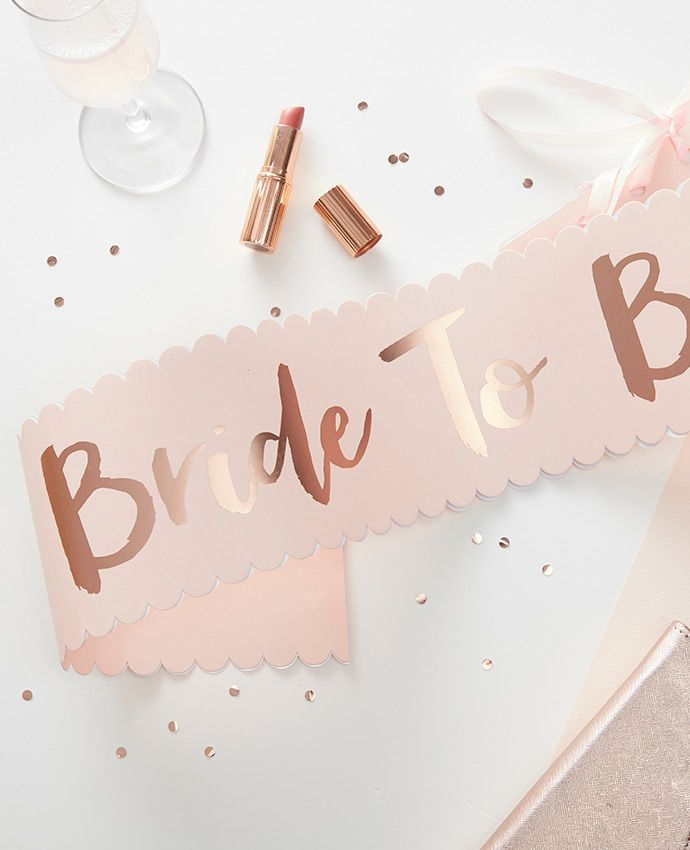 This bride to be sash would be perfect for a hen do! It comes from our range of classy hen party supplies - Team Bride. Pick yours up at partydelights.co.uk.