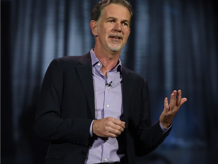 Netflix CEO Reed Hastings wants to start canceling more shows here's why (NFLX)