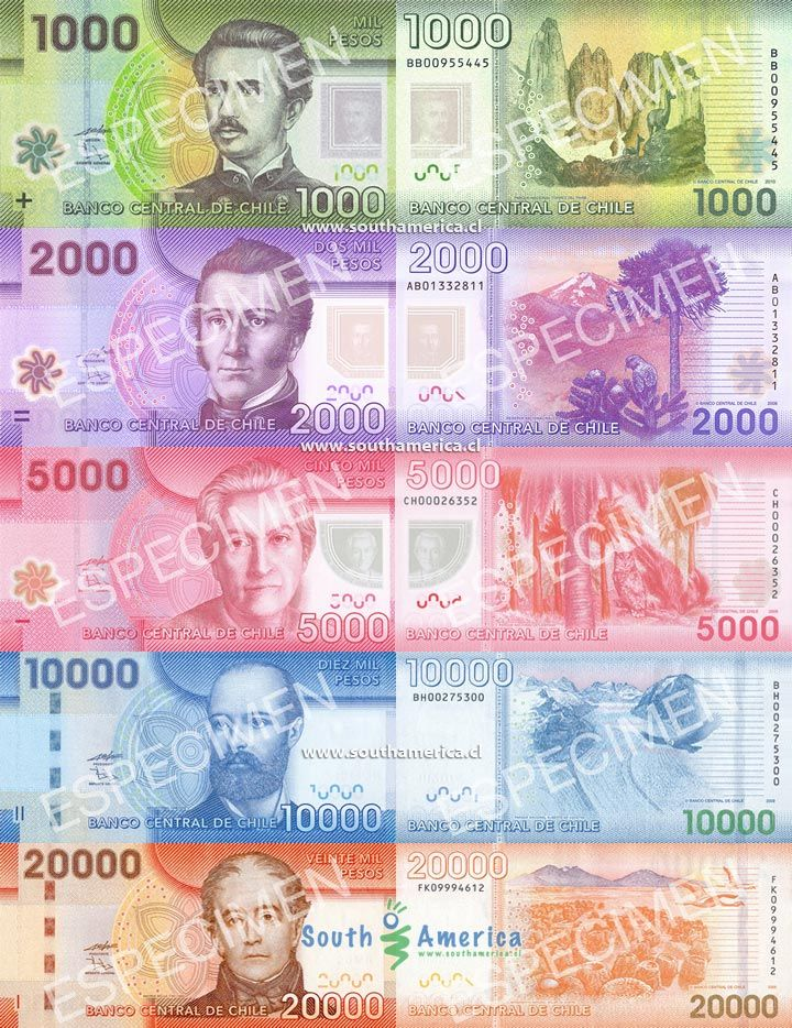 Chilean uses Peso. The current peso has circulated since 1975, with a previous version circulating between 1817 and 1960. The symbol used locally for it is $.The average exchange rate of the Chilean peso to the U.S dollar was 1 U.S. dollar to 529.45 Chilean pesos. #3A