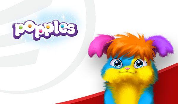Popples Ad