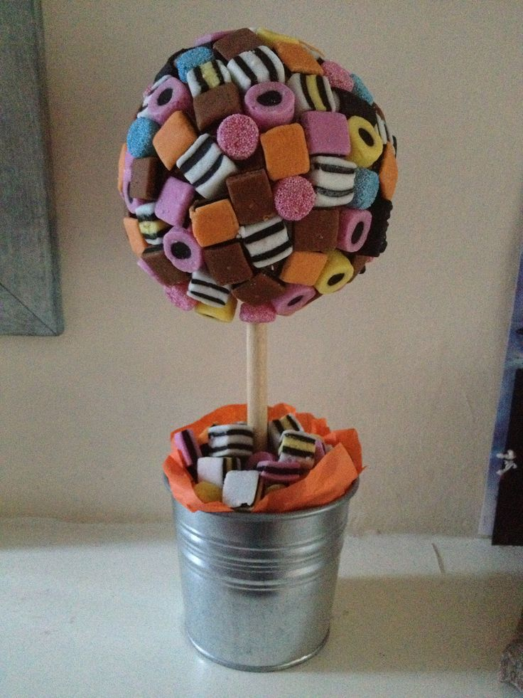 Sweetie tree - I made this one for Father's Day.