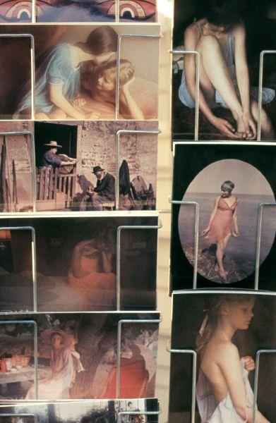 Paris, 1977 © Luigi Ghirri