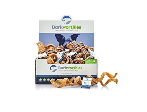 Barkworthies Premium Dog Treats 2 Pack Long Curly Bully Sticks -- Find out more about the great product at the image link.(This is an Amazon affiliate link and I receive a commission for the sales)