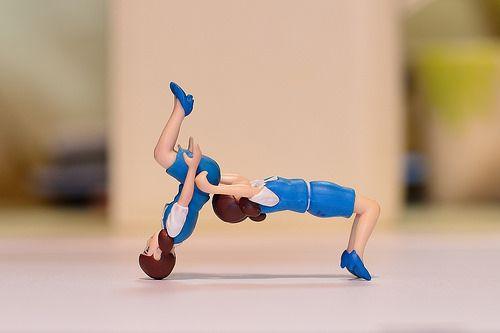 Fuchiko Suplex (フチ子スープレックス)