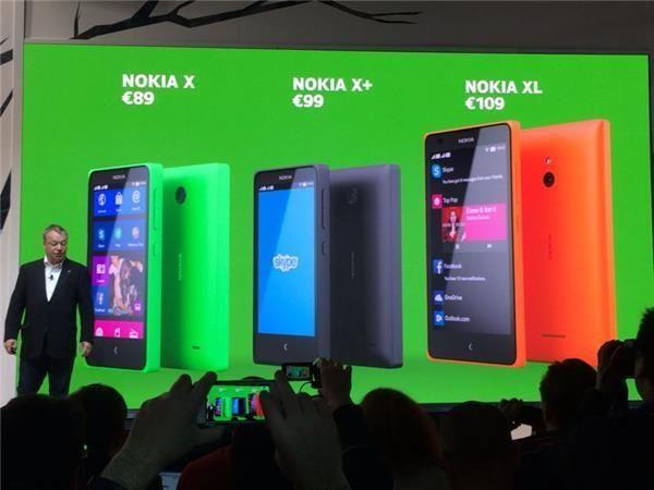 Nokia cala il tris