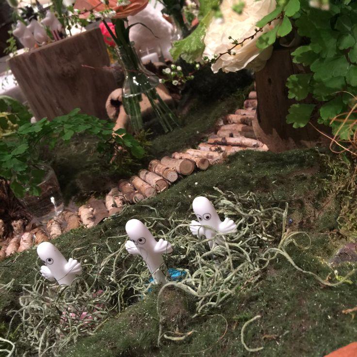 #moomin#wedding#hattifnatt#ムーミン#ウェディング#ニョロニョロ