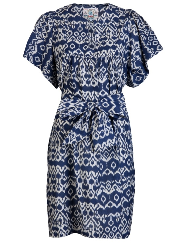 ALICIA BELL - Batik dress by farfetch