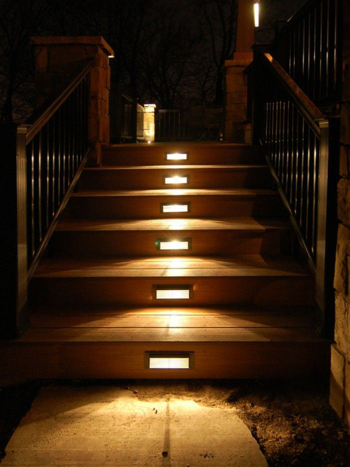 Superb Lights For Stairs Ideas For Contemporary And Modern Interiors