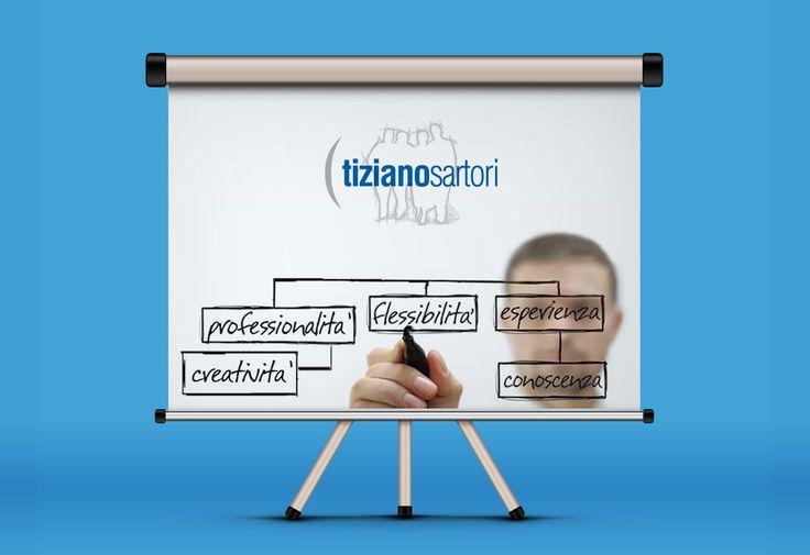 How we work! http://www.tizianosartori.it/