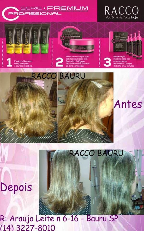 Adriana Lobrito Makeup e Dicas de Beleza!: Lançamento Racco Tratamento para Cabelos!