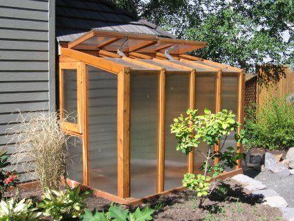 Pacific northwest garden forum lean to greenhouse plans for Lean to greenhouse plans free