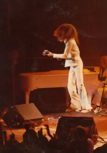 Allen Collins and Billy Powell