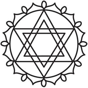 Chakra Symbols - Heart_image
