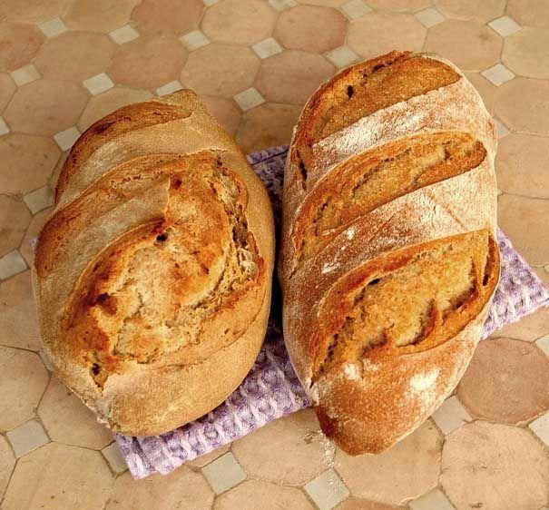 Pan de sidra con masa madre de centeno | Recetas con fotos paso a paso El invitado de invierno