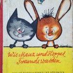 Bilderbuch: Wie Mauz und Hoppel Freunde wurden
