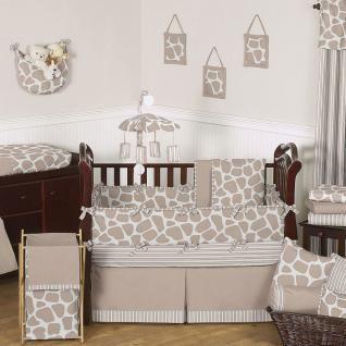 Giraffes Bedding And Baby Crib Bedding On Pinterest