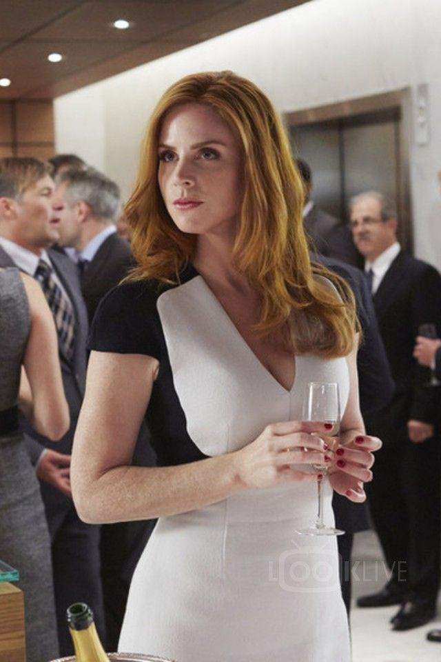 Sarah Rafferty Donna Paulsen Suits S04E11 Enough Is Enough