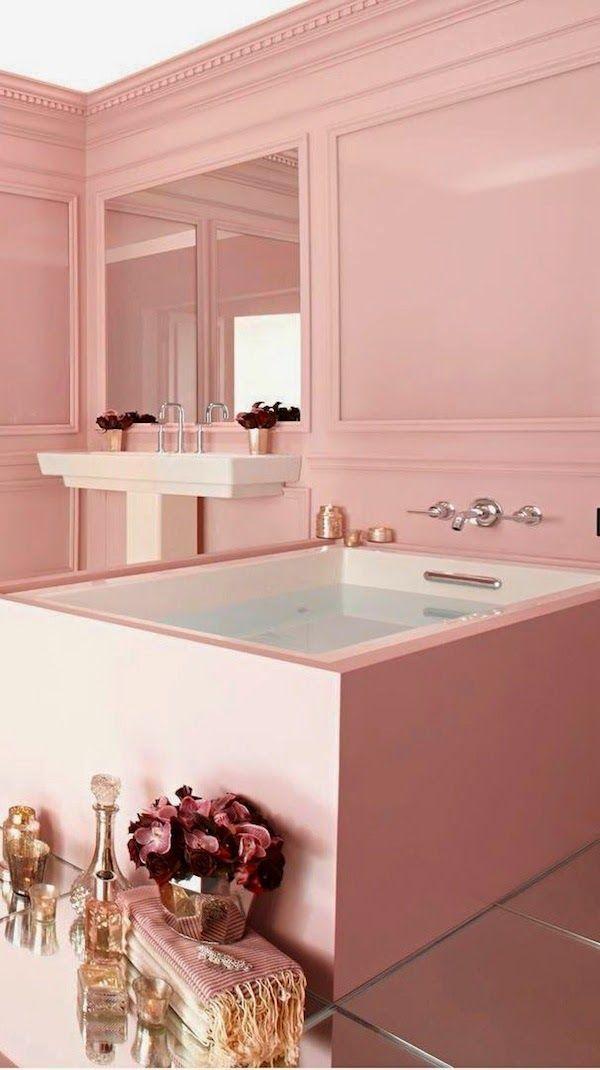 Die Besten 25+ Klassische Rosa Badezimmer Ideen Auf Pinterest   Badezimmer  Pink