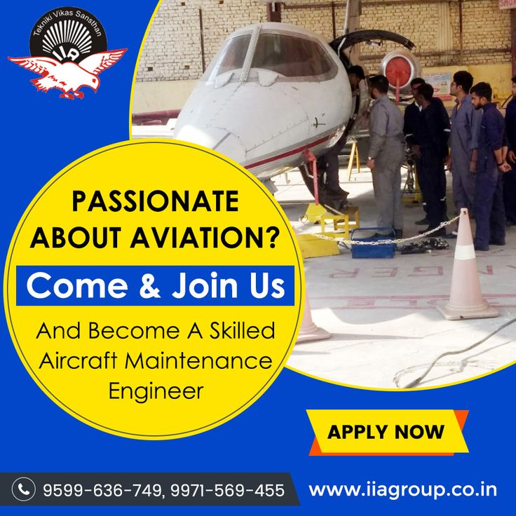 Best Aircraft Maintenance Engineering Colleges In India