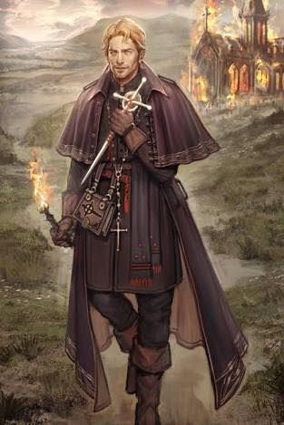 Cleric Undead Hunter | Need D&D Character Inspiration? in