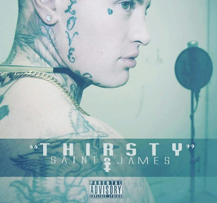 Thirsty by Saint James coming SOON #cbkrecords