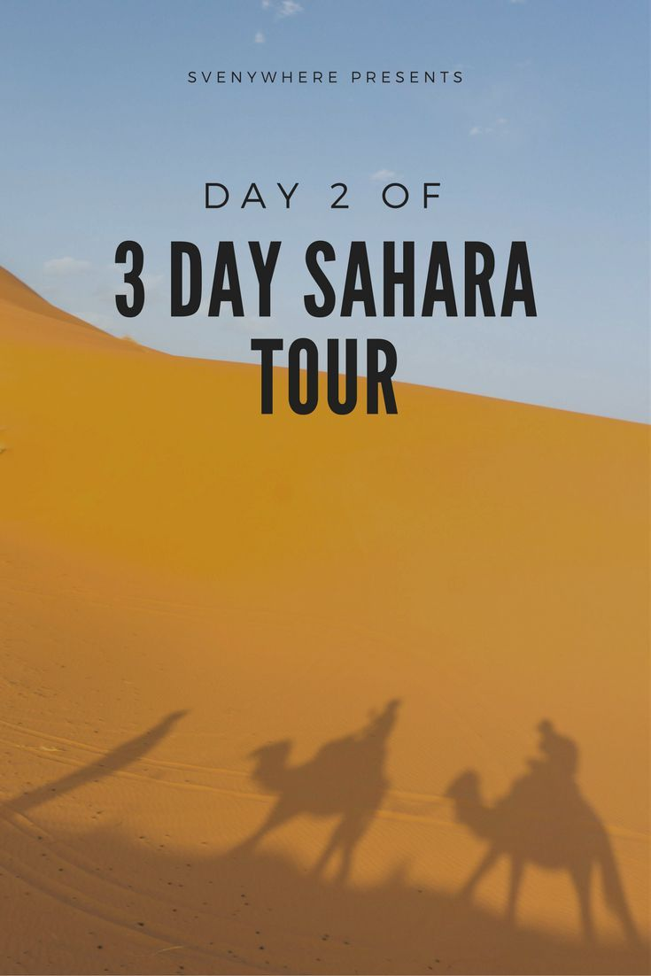 You can't travel to Morocco and don't go to the Sahara desert. Everyone HAS to visit the Sahara sand dunes. In this article you will read what kind of thing you will discover on your Sahara Tour. And some best tips if you will visit the Sahara in Morocco what to tell your driver to make the best trip possible. All tips and tricks within the article, please don't forget to repin.